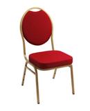 Location housses pour chaises de chateau Medaillon