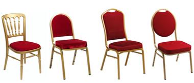 Location housses de chaises napoleon banquet medaillon
