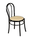 Location housses de chaise bistro garden metal