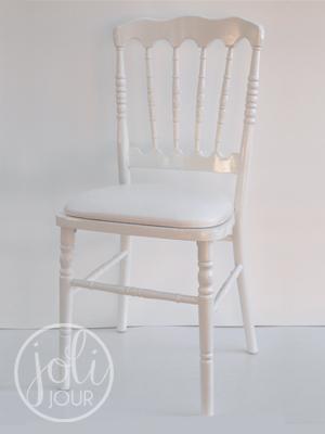 Location chaise napoleon iii blanche poitiers niort angouleme la rochelle tours limoges