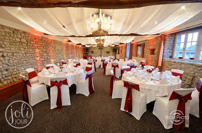 Location drapes pour plafond decoration mariage