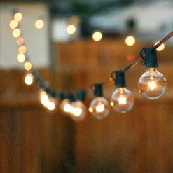 Location eclairages guirlandes LED guinguettes