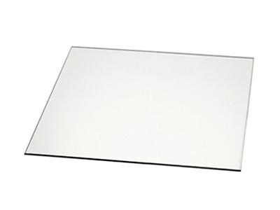 Location grand miroir carré (30cm) - Déco de table de mariage