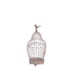 Location lanterne oiseau grise vintage Poitiers decoration mariage
