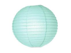 Location lanternes bleu turquoise lagon boules chinoises pas cher mariage