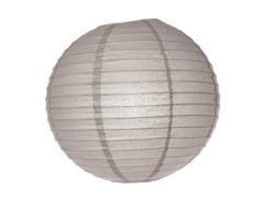 Location lanternes gris perle boules chinoises pas cher mariage