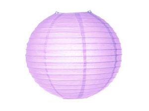 Location lanternes lilas parme mauve boules chinoises pas cher mariage