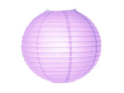 Location lanternes boules chinoises lilas parme mauve joli jour - Boules chinoises papier pas cher ...
