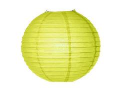 Location lanternes vert anis boules chinoises
