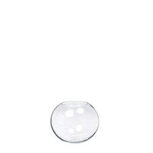 Location mini-vases boules en verre pour mariage - Poitiers