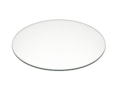 Location miroir rond 30 cm decoration mariage moderne design