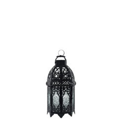 Location petites lanternes marocaines noires decoration mariage oriental grenoble nice strasbourg